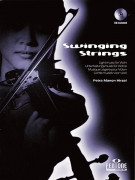 Swinging Strings - Light Music for Violin (book/CD)