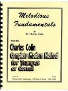 Melodious Fundamentals for Trumpet