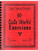 30 Close Interval Exercises for Trumpet