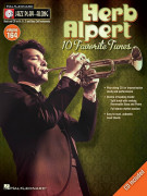 Jazz Play-Along volume 164: Herb Alpert (book/CD)