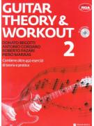 Guitar Theory & Workout 2 (book/CD)