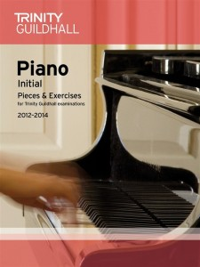 Piano 2012-2014. Initial - Pieces & Exercises