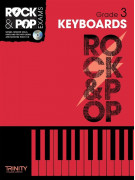Rock & Pop Exams: Keyboards Grade 3 (book/CD)