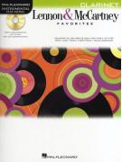 Lennon & McCartney Favorites Clarinet (book/CD)