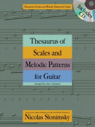Thesaurus of Scales and Melodic Patterns (Guitar)