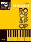 Rock & Pop Exams: Keyboards Initial (book/CD)