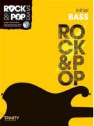 Rock & Pop Exams: Bass Initial (book/CD)