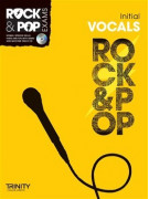 Rock & Pop Exams: Vocals Initial (book/CD)