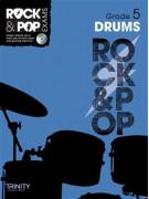 Rock & Pop Exams: Drums Grade 5 (book/CD)