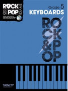 k & Pop Exams: Keyboards Grade 5 (book/CD)