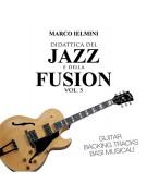 Didattica del Jazz e della Fusione vol.5 (CD)