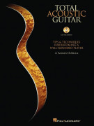 Total Acoustic Guitar (book/CD)