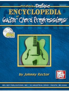 Deluxe Encyclopedia of Guitar Chord Progressions (book/CD)