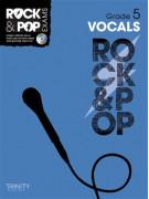 Rock & Pop Exams: Vocals Grade 5 (book/CD)