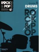 Rock & Pop Exams: Drums Grade 6 (book/CD)