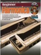 Progressive Beginner Harmonica (book/CD/DVD)