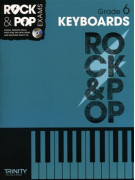 Rock & Pop Exams: Keyboards Grade 6 (book/CD)