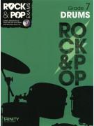 Rock & Pop Exams: Drums Grade 7 (book/CD)