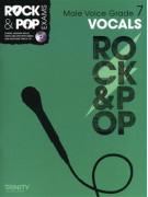 Rock & Pop Exams: Male Vocals Grade 7 (book/CD)