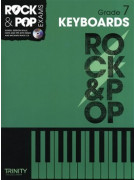 Rock & Pop Exams: Keyboards Grade 7 (book/CD)