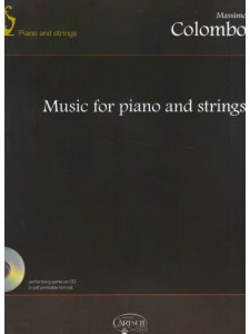 Music for Piano and Strings (libro/CD)