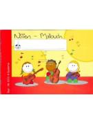 Quaderno di musica - per bambini