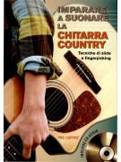 Imparare a suonare la chitarra country (libro/CD)