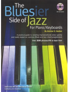 The Bluesier Side Of Jazz - Piano/Keyboards (book/CD)