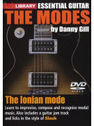 Lick Library: The Modes - Ionian (Slash) DVD