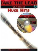 Take The Lead: Huge Hits Clarinet (book/CD play-along)