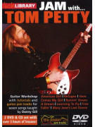 Lick Library: JAM With Tom Petty (CD/2 DVD)