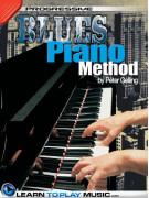 Progressive Blues Piano Method (book/CD)