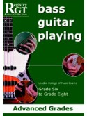 RGT - Bass Guitar Playing - Grade 6 to Grade 8