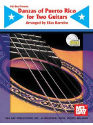 Danzas of Puerto Rico for Two Guitars (book/CD)