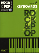 Rock & Pop Exams: Keyboards Grade 8 (book/CD)