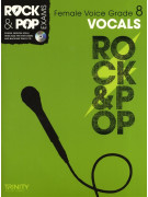 Rock & Pop Exams: Female Vocals Grade 8 (book/CD)