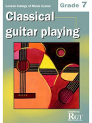 RGT - Classical Guitar Playing - Grade 7