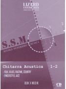 Scuola di chitarra acustica 1-2 (book/CD)