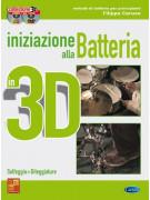 Iniziazione alla Batteria (libro/CD/DVD)