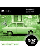 M.E.F. - Verosimilmente (CD)