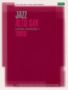 ABRSM Jazz: Alto Sax Level/Grade 1 (CD play-along)