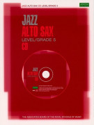 ABRSM Jazz: Alto Sax Level/Grade 5 (CD play-along)