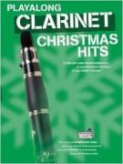 Playalong Clarinet: Christmas Hits (book/Download Card)