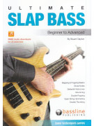 Ultimate Slap Bass - Beginner to advanced (audio download)