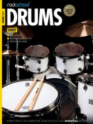 Rockschool Drums: Debut 2012-2018 (book/CD)