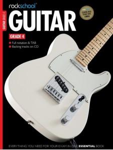 Rockschool Guitar: Grade 4 - 2012-2018 (Book/CD)