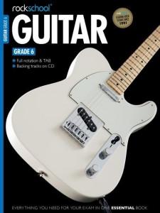 Rockschool Guitar: Grade 6 - 2012-2018 (Book/CD)
