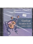 Trinity College London: Guitar Grade 6/8- 2004-2009 (CD)