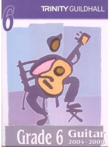 Trinity College London: Guitar Grade 6- 2004-2009