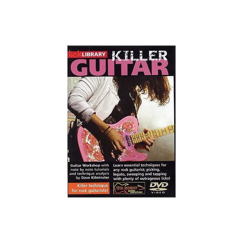 Pity, Lick library killer guitar